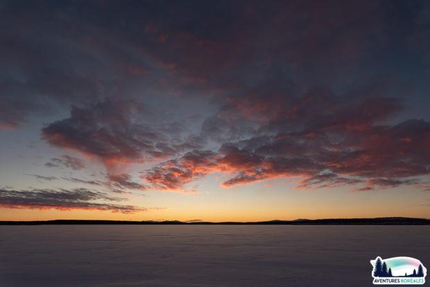 En pleine journée, pendant la nuit polaire - Semaine du 1er décembre 2018