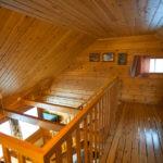 Chalet en bois Laponie