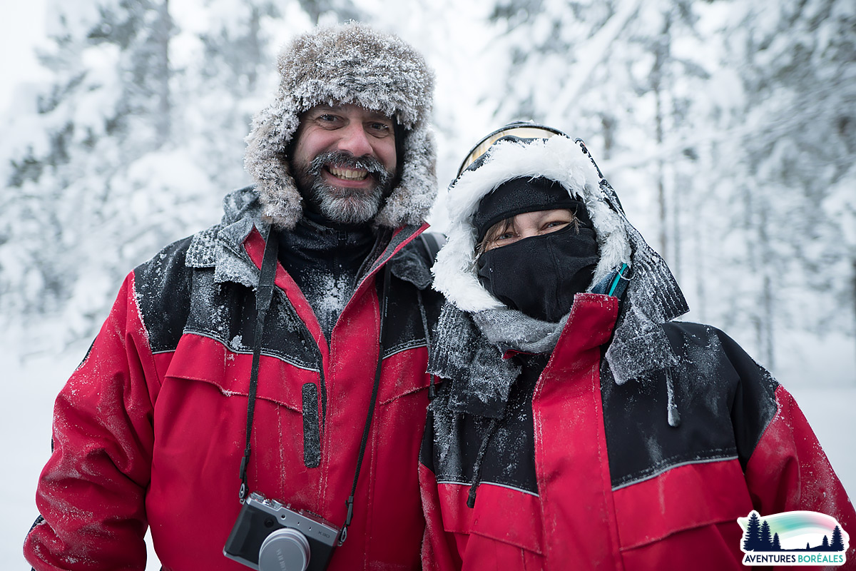 Jennifer et Arnaud