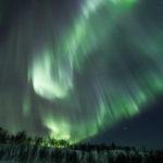 Où voir une aurore en Finlande