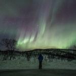Où voir des aurores en Norvège
