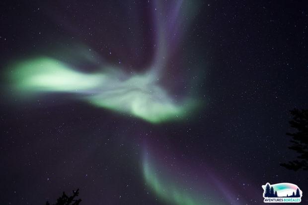 sejour aurore boreale