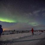 Où voir des aurores en Finlande