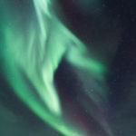 Où voir des aurores boreales en Laponie