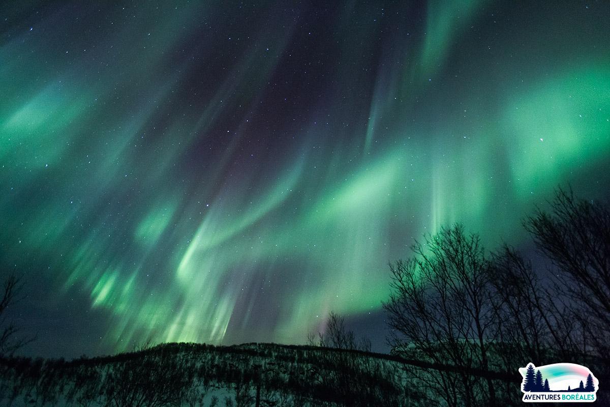 Séjour aurore en Finlande
