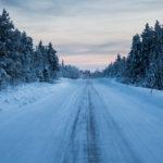 Sur les routes de Laponie