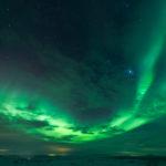 Voir une aurore boréale en Laponie