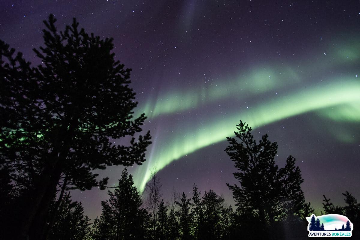 Voir aurore en Norvège
