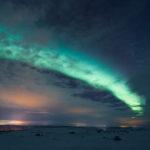 Voir des aurores boreales en Norvège
