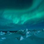 Voyage aurores en Finlande