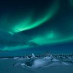 Voyage aurores boreales en Laponie