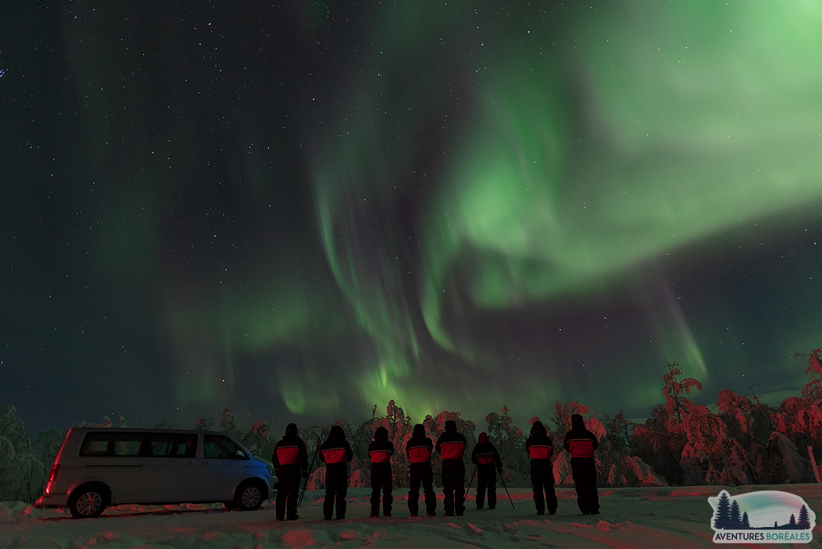 Voyage chasse aux aurores